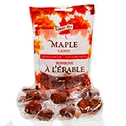 Maple Candy Made with pure maple syrup. Canadian gifts and ...