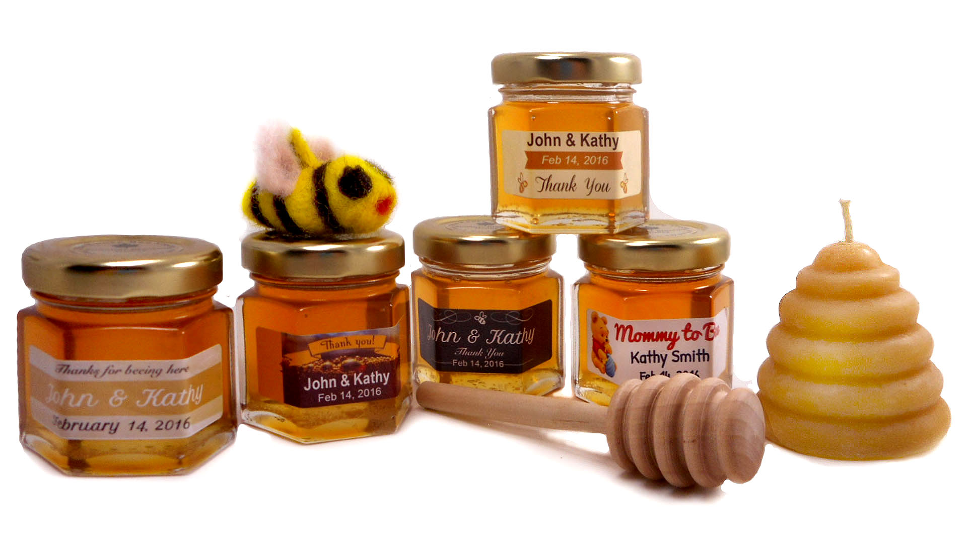 Canadian Honey Wedding Favours Baby Showers Baptisms Anniversary